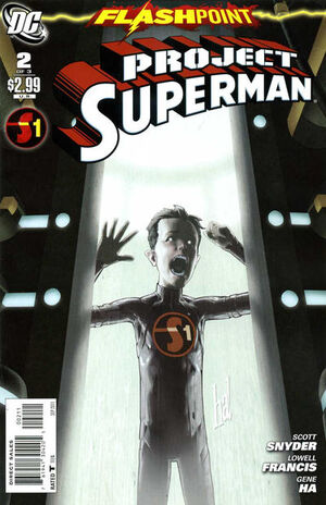 Flashpoint Project Superman Vol 1 2