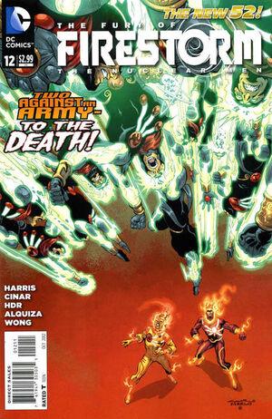 Fury of Firestorm The Nuclear Men Vol 1 12