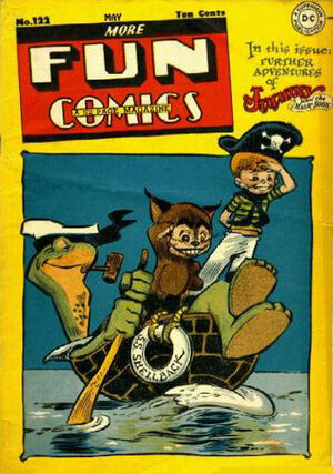 More Fun Comics Vol 1 122
