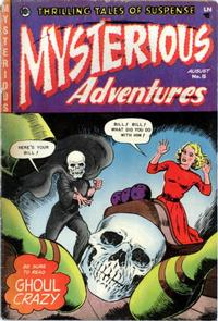 Mysterious Adventures Vol 1 15