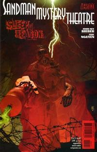 Sandman Mystery Theatre Sleep of Reason Vol 1 5