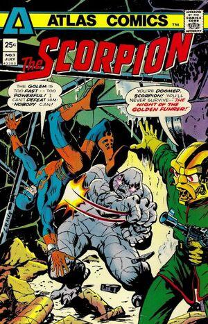 Scorpion Vol 1 3