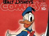 Walt Disney's Comics and Stories Vol 1 1