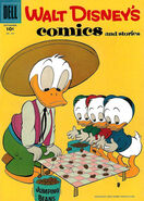 Walt Disney's Comics and Stories Vol 1 204