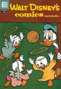 Walt Disney's Comics and Stories Vol 1 205