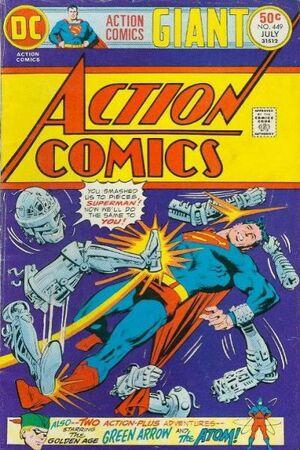 Action Comics Vol 1 449