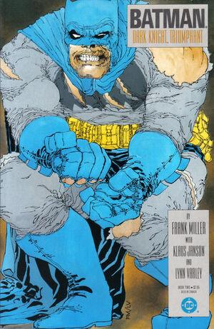 Batman The Dark Knight Returns Vol 1 2