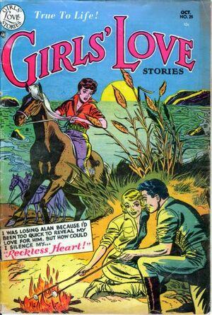 Girls' Love Stories Vol 1 25