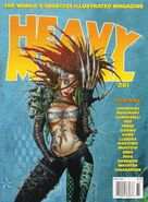 Heavy Metal Vol 1 261