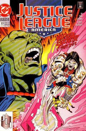 Justice League America Vol 1 77