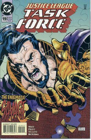Justice League Task Force Vol 1 19