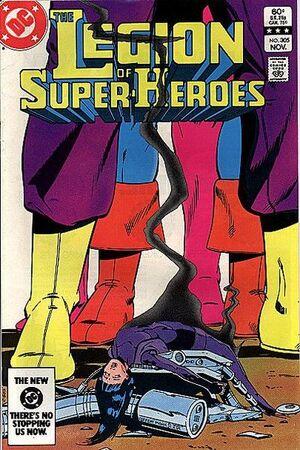 Legion of Super-Heroes Vol 2 305