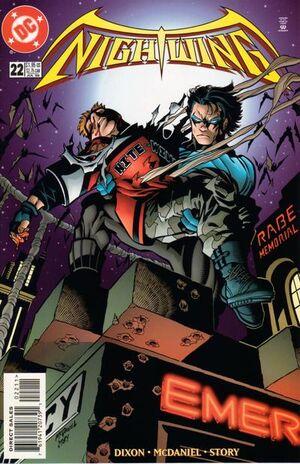 Nightwing Vol 2 22
