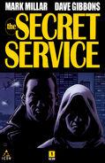 Secret Service Vol 1 1