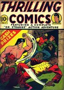 Thrilling Comics Vol 1 2