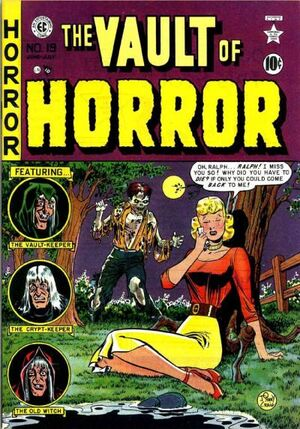 Vault of Horror Vol 1 19