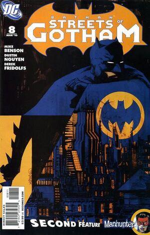 Batman Streets of Gotham Vol 1 8