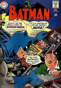 Batman Vol 1 199