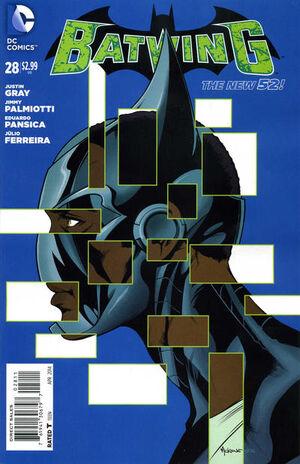 Batwing Vol 1 28