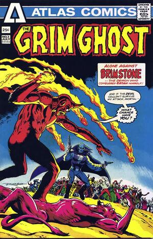 Grim Ghost Vol 1 3
