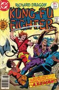 Richard Dragon, Kung Fu Fighter Vol 1 15