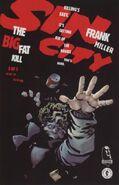 Sin City The Big Fat Kill Vol 1 3