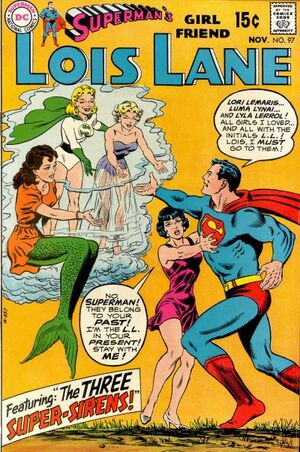 Superman's Girlfriend, Lois Lane Vol 1 97