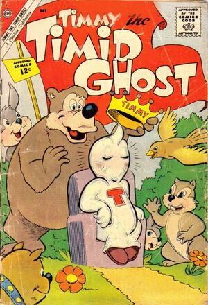 Timmy the Timid Ghost Vol 1 32
