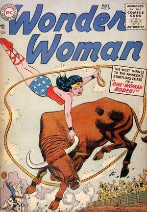 Wonder Woman Vol 1 74