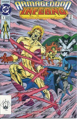 Armageddon Inferno Vol 1 1