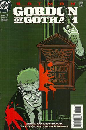 Batman Gordon of Gotham Vol 1 1