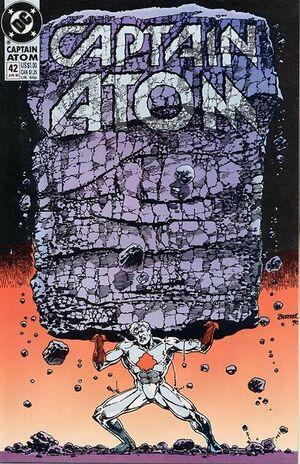 Captain Atom Vol 1 42
