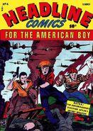 Headline Comics Vol 1 4