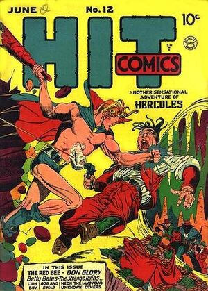 Hit Comics Vol 1 12