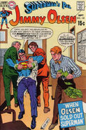 Superman's Pal, Jimmy Olsen Vol 1 132