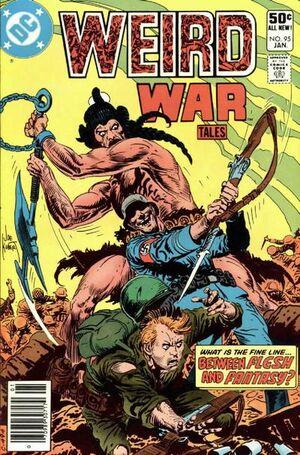 Weird War Tales Vol 1 95