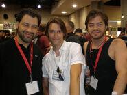 Atiyeh Barlow Lacy (San Diego Comic-Con 2009)