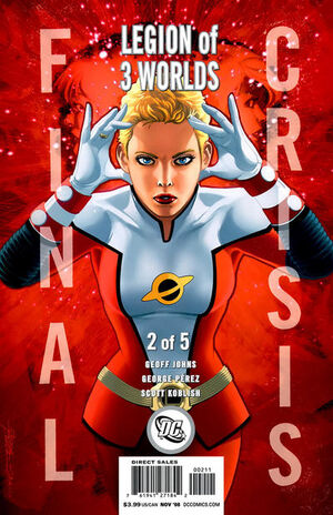 Final Crisis Legion of 3 Worlds Vol 1 2