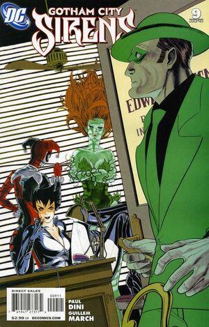 Gotham City Sirens Vol 1 9