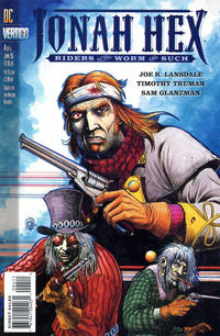 Jonah Hex Riders of the Worm and Such Vol 1 4