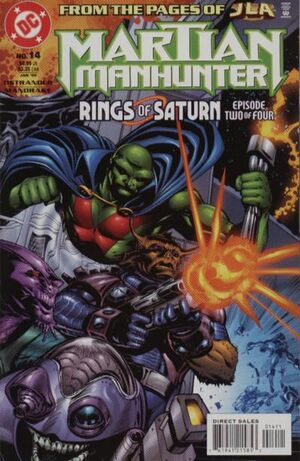 Martian Manhunter Vol 2 14