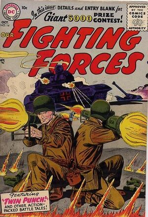 Our Fighting Forces Vol 1 14