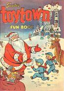 Santa's Toytown Fun Book Vol 1 1