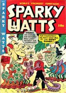Sparky Watts Vol 1 8
