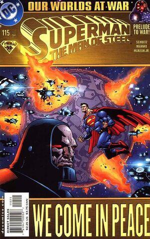 Superman Man of Steel Vol 1 115