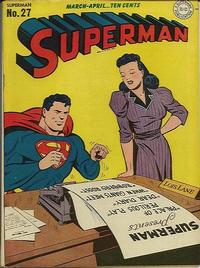 Superman Vol 1 27