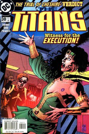 Titans (DC) Vol 1 30