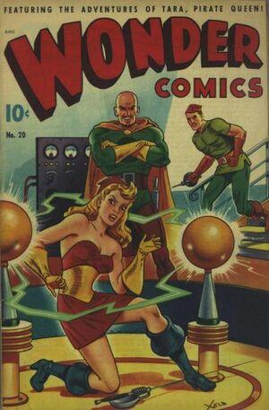 Wonder Comics Vol 1 20