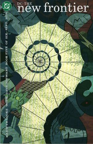 DC The New Frontier Vol 1 5