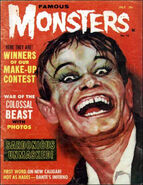 Famous Monsters of Filmland Vol 1 18
